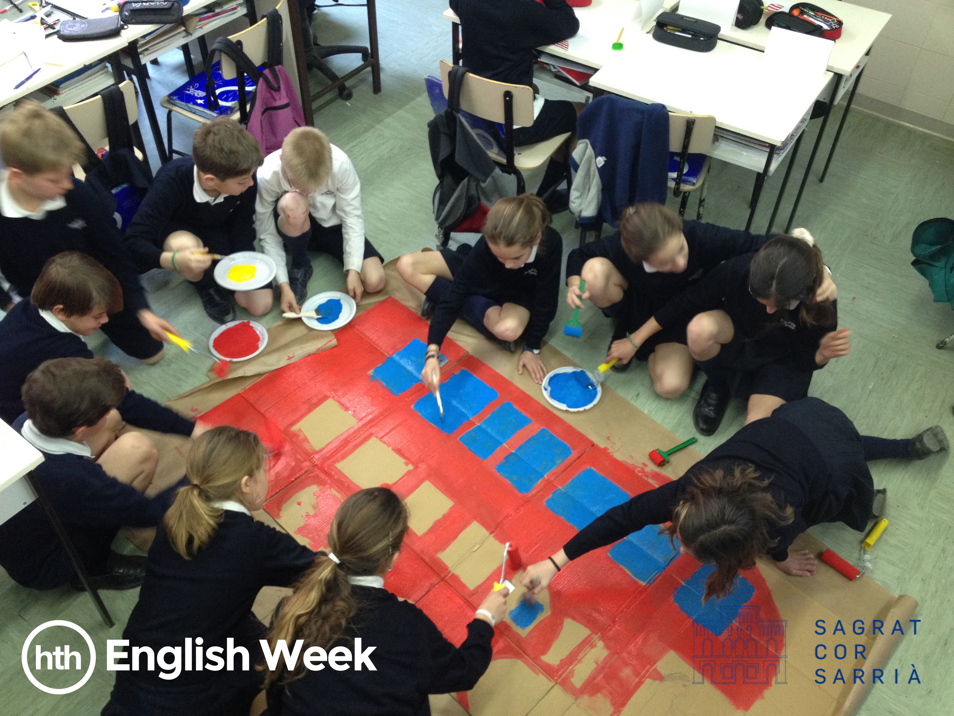 home-to-home-english-week-escola-sagrat-cor-bcn